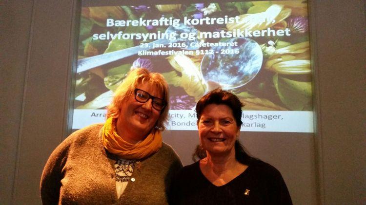 Helene og Merete 2