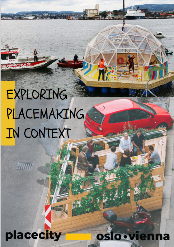 Exploring Placemaking in Oslo publication